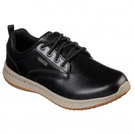 Zapatillas Skechers Delson Antigo 65693 BLK