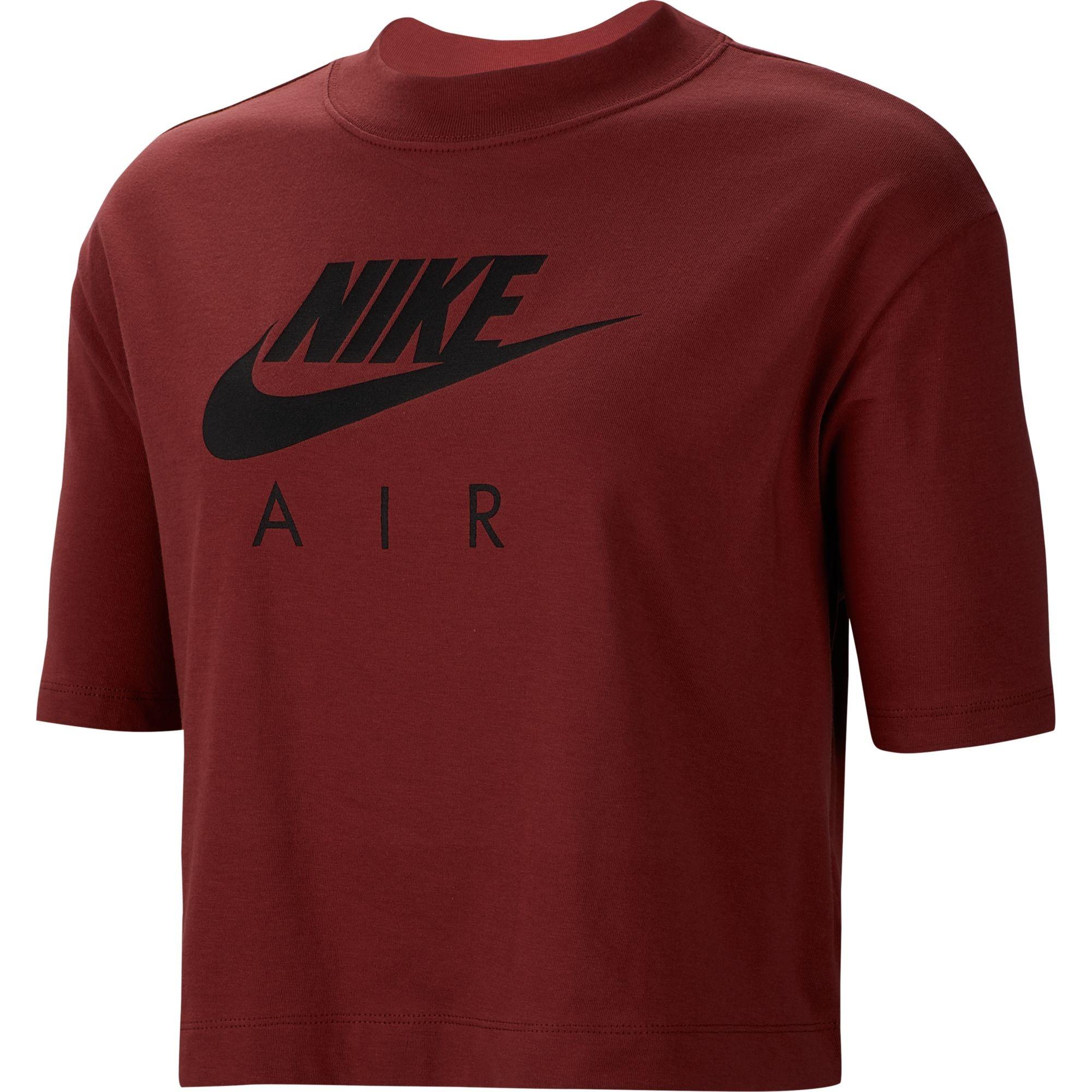 primera vista mejores zapatos ahorros fantásticos Camiseta Nike Air Women Short BV4777 661 - Deportes Manzanedo