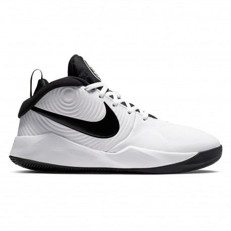 Zapatilla Baloncesto Nike Team Hustle D 9 GS AQ4224 100