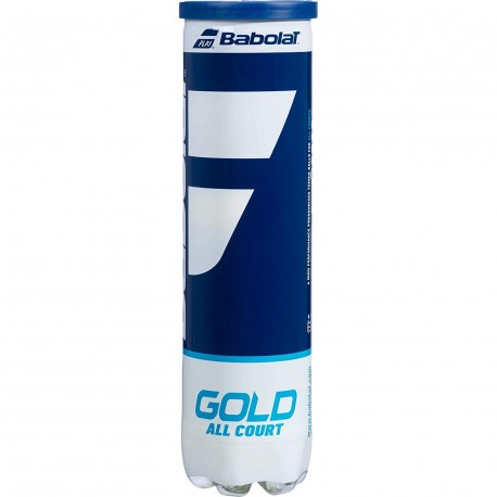 Pelotas Tenis Babolat Gold All Court Bote 4 uds.