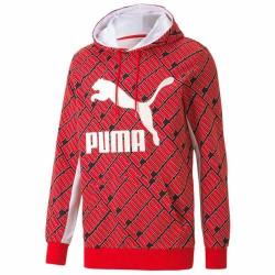 Sudadera Puma AOP Logo Hoody 596619 11
