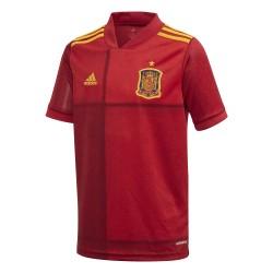 Camiseta adidas Selección Española Jr 2020 Local FI6237