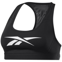 Top Reebok Training Essentials Linear Logo Bralette FK6712