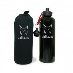 Botella Altus Botella Aluminio+funda neopreno 1L 5030104