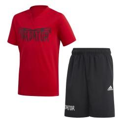 Conjunto Camiseta+pantalon Adidas JB TR SET TEEFM1713