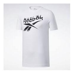 Camiseta Reebok GS BRANDED CREW FK6030