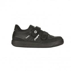Zapatillas Jhayber Olimpia Velcro Negro 51189-1