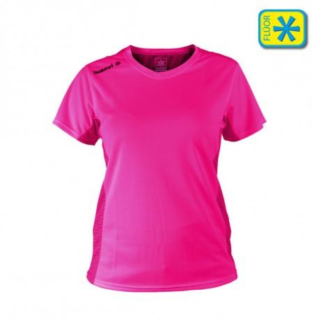Camiseta LUANVI NOCAUT PLUS 07851 0282 mujer