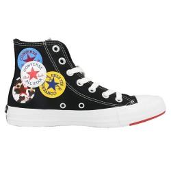 Zapatilla Converse Logo Play Chuck Taylor All Star High Top 166734C 001