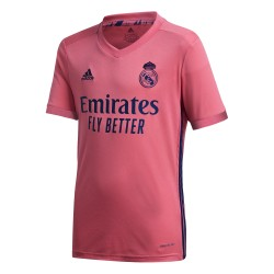 Camiseta adidas Real Madrid 20-21 2ª equipación GI6463