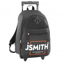 Mochila John Smith M-20218 ruedas negro