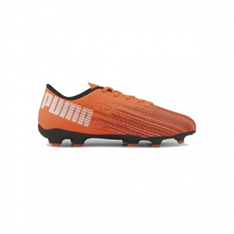 Bota Fútbol Puma ULTRA 4.1 FG/AG JR 106100 01