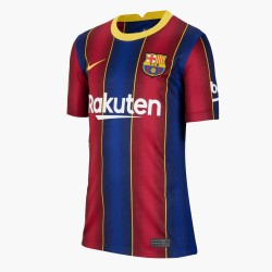 Camiseta Nike FC Barcelona JUNIOR 1ª 20-21 CD4500 456