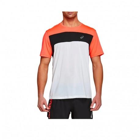 Camiseta Asics Race Ss Top 2011A781 103