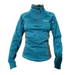 Camiseta Térmica Breezy Haboa W Azul