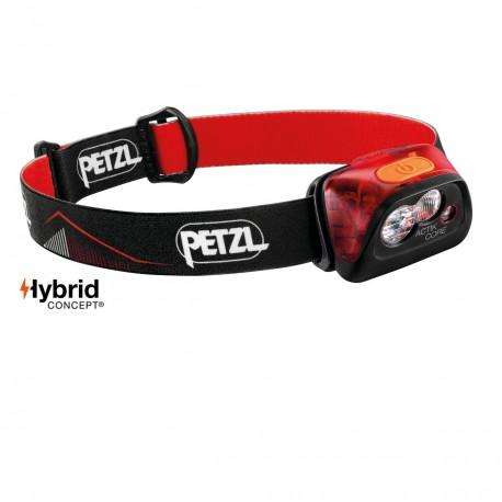 Frontal Petzl IKO CORE E104BA