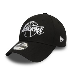 Gorra New Era NBA Essential Outline Los Angeles Lakers 12292584