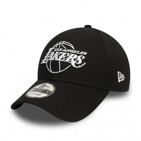 Gorra New Era NBA Essential Outline Los Angeles Lakers 12292584