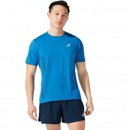 Camiseta Asics Run 2011B872 401
