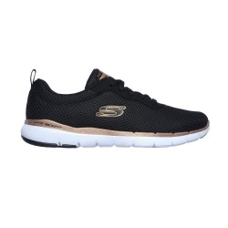 Zapatilla Skechers Flex Appeal 13070 BKRG