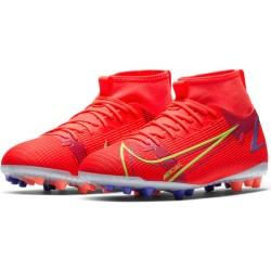 Bota Futbol Nike mercurial superfly CV0732 600