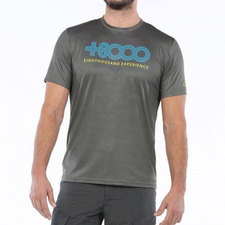 Camiseta +8000 Walk 080