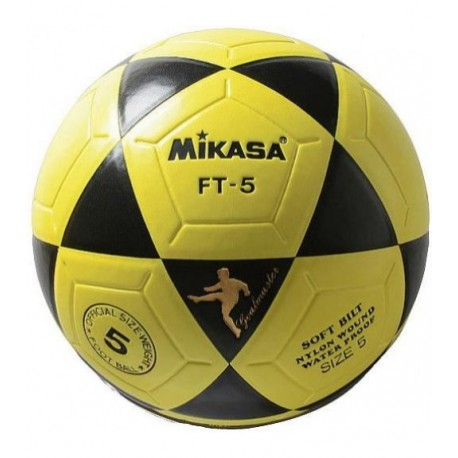 Balon Futbol Mikasa FT5 (Ideal terrenos abrasivos)