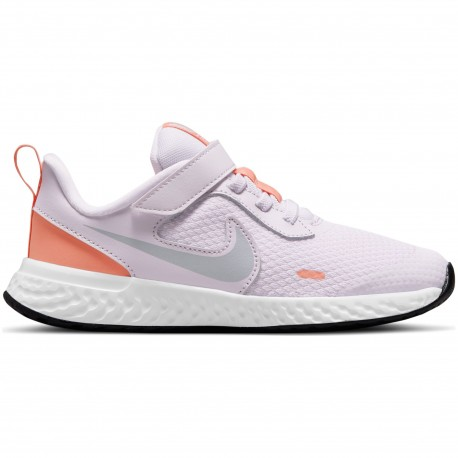 Zapatilla Nike Revolution 5 LITTLE KIDS´BQ5672 504
