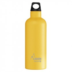 Botella térmica Laken Acero Futura TE7Y Amarilla