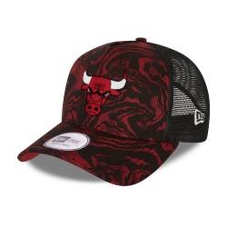 Gorra New Era Seasonal Camo Trucker Chicago Bulls 60137695