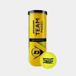 Pelotas Padel Dunlop Team Padel
