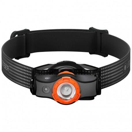 Frontal Led Lenser MH5 Naranja