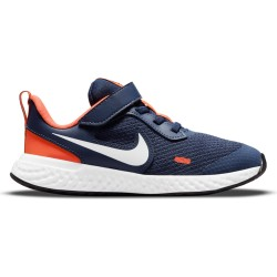 Zapatilla Nike Revolution 5 Little Kids´BQ5672 401
