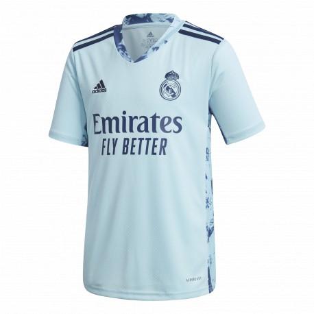 Camiseta Portero adidas Real Madrid 21-22 Junior FQ7480