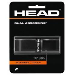 Grip Head Dual Absorbing 285034 BK