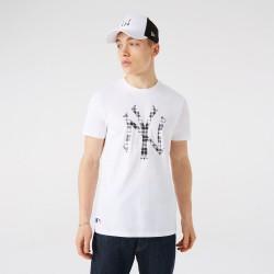 Camiseta New Era Mlb Camo Infill New York Yankees 12827249