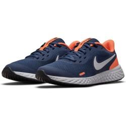 Zapatillas Nike Revolution 5 Gs BQ5671 410