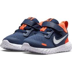 Zapatilla Nike Revolution 5 Baby Toddler BQ5673 504