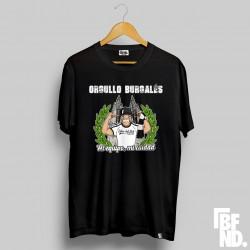 """Camiseta BURGOS""""orgullo burgales"""""""