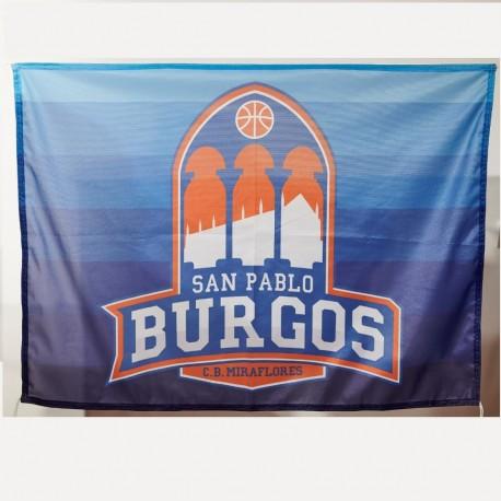 Bandera SAN PABLO BURGOS
