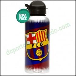 Botella Alusport FCBarcelona Bandera 400 ml