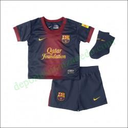 Equipación bebe Nike Barcelona 12-13 FCB Local 478320-410