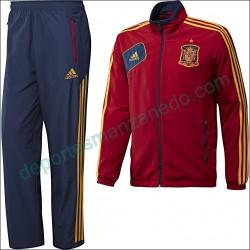 Chandal Adidas España Eurocopa 2012 X37326