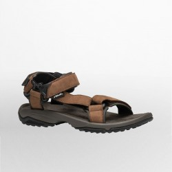 Sandalia Teva Terra Fi Lite Leather 12072 BRN