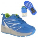 Zapatillas con ruedas y luces Beppi 2151340 BLACK FRIDAY