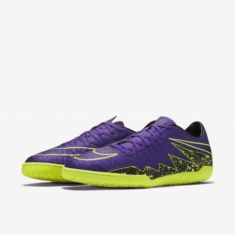 58c4d74b38335 Zapatillas Fútbol Sala Nike Hypervenom Phelon II IC 749898 550 ...