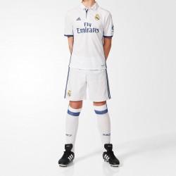 Conjunto Mini Adidas Real Madrid 16-17 Local AI5194