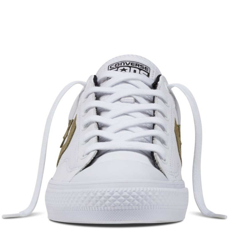 zapatillas converse star player leather ox