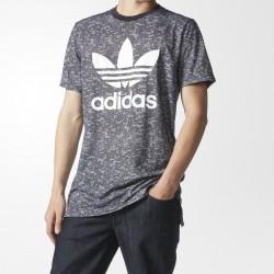 Camiseta Adidas Essentials Allover Print AY8360