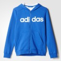 Chaqueta Adidas Brushed Essentials Linear Young AY8215